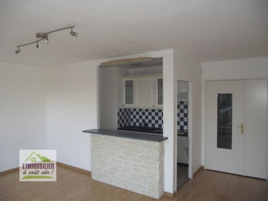 Appartement « Studio » vendu à BRUNOY 119 900 € - Exclusivité -